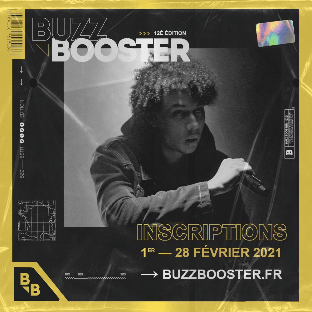buzz booster - Inscriptions insta